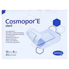 COSMOPOR E steril 8x10 cm 25 Stück - Vorderseite