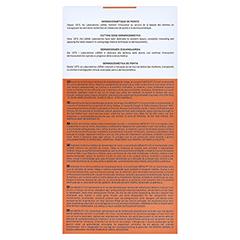 LIERAC Mesolift C15 Serum Anti-Müdigkeit 2x15 Milliliter - Rückseite