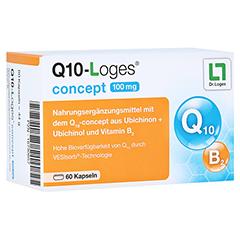 Q10-LOGES concept 100 mg Kapseln