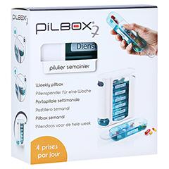 PILBOX 7 1 Stück