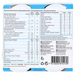 RESOURCE Protein Drink Aprikose 4x200 Milliliter - Unterseite