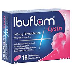 Ibuflam-Lysin 400mg 18 Stück