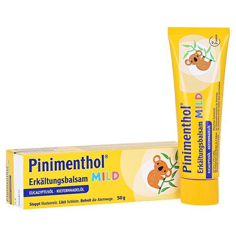 Pinimenthol Erkältungsbalsam mild 50 Gramm N2