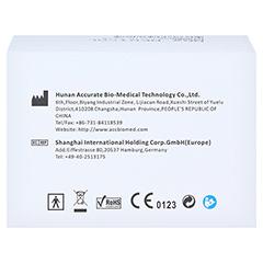 FINGERPULSOXIMETER MD 300C1 E 1 Stück - Rückseite
