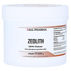 ZEOLITH GPH Pulver vet. 500 Gramm