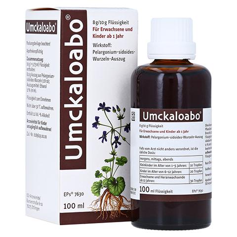 Umckaloabo 100 Milliliter N3