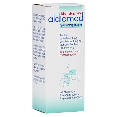 Aldiamed Mundspray zur Speichelergänzung 50 Milliliter