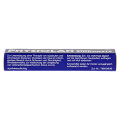 PHYSIOLAN weiche Zinkpaste 20 Gramm N1 - Unterseite