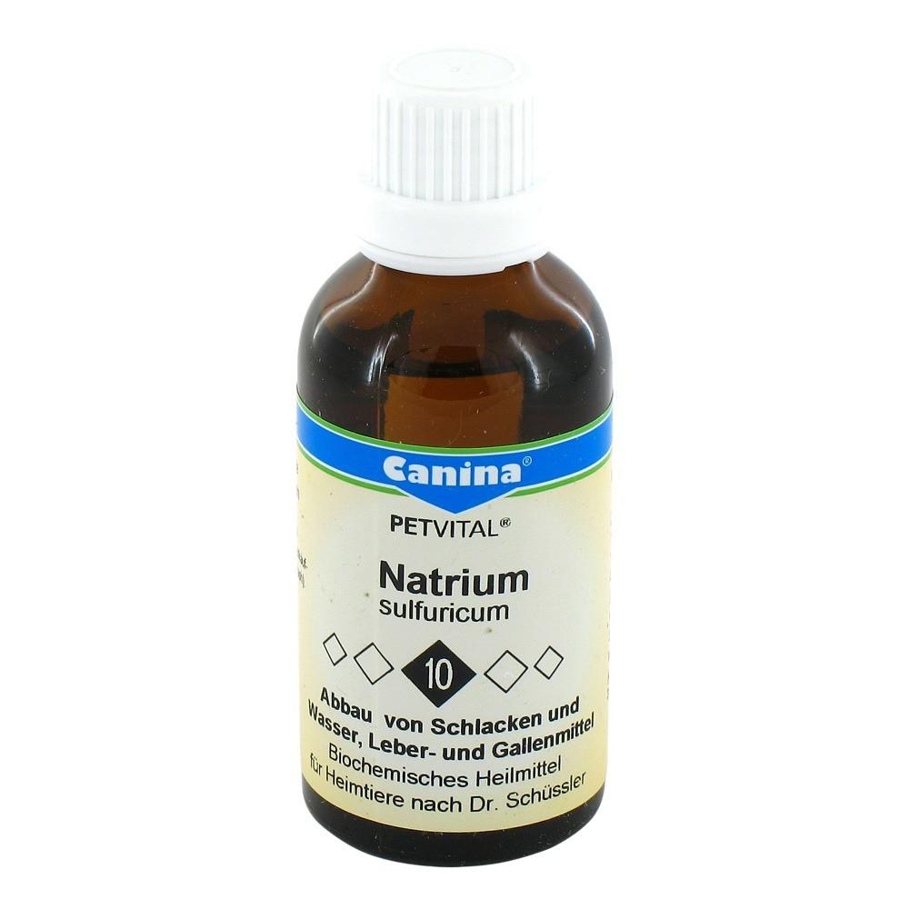 schuessler salz natrium sulfur d 6 vet 50 milliliter online bestellen medpex. Black Bedroom Furniture Sets. Home Design Ideas