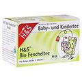 H&S Bio Fencheltee Baby- und Kindertee Filterbeut. 20 Stück