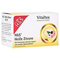 H&S heiße Zitrone Vitaltee Filterbeutel 20x2.0 Gramm