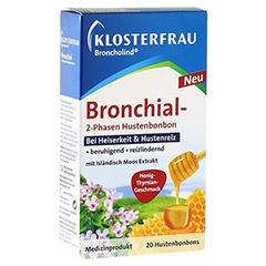 BRONCHOLIND Bronchial-2-Phasen Hustenbonbons 20 Stück