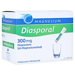 MAGNESIUM DIASPORAL 300 mg Granulat 100 Stück N3