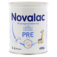NOVALAC Pre Säuglingsmilchnahrung 0-6 M. 400 Gramm