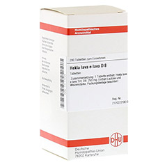 HEKLA lava e lava D 8 Tabletten 200 Stück N2