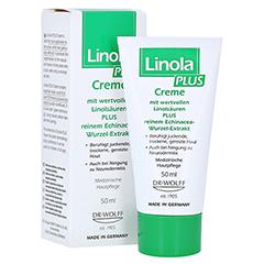 Linola plus Creme 50 Milliliter