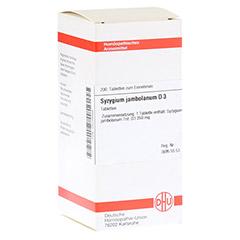 SYZYGIUM JAMBOLANUM D 3 Tabletten 200 Stück N2
