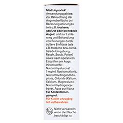 HYALURON-RATIOPHARM Augentropfen 2x10 Milliliter - Linke Seite