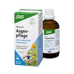 AUGENPFLEGE Kräuter Augenkosmetikum äußerl.Salus 100 Milliliter