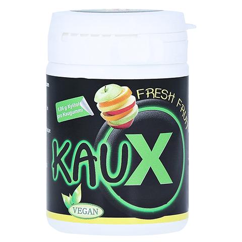 KAUX Zahnpflegekaugummi Fresh Fruit mit Xylitol 40 Stück