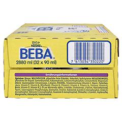 Nestle BEBA PRO HA Pre trinkfertig 32x90 Milliliter - Linke Seite