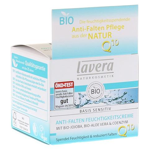 LAVERA basis sensitiv Feuchtigkeitscreme Q10 dt 50 Milliliter