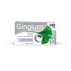 Gingium 240mg 80 Stück
