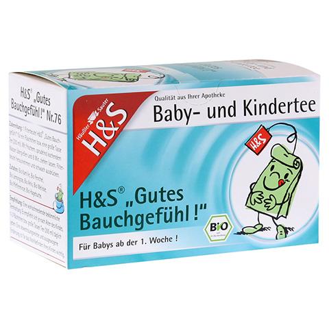 H&S Bio gutes Bauchgefühl Baby- u.Kindertee Fbtl. 20 Stück