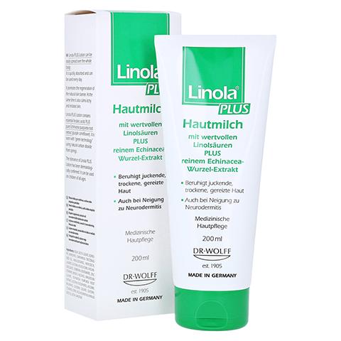 LINOLA plus Hautmilch 200 Milliliter