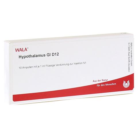HYPOTHALAMUS GL D 12 Ampullen 10x1 Milliliter N1