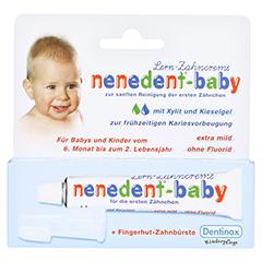 NENEDENT-baby Zahnpflege Set 20 Milliliter - Vorderseite