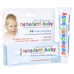 NENEDENT-baby Zahnpflege Set 20 Milliliter