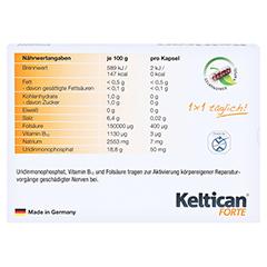 Keltican Forte 40 Stück - Rückseite