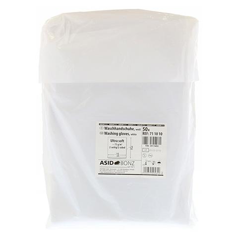 Waschhandschuhe Ultra soft 2-seitig 50 Stück