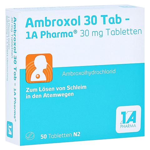Ambroxol 30 Tab-1A Pharma 50 Stück N2