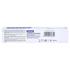 VITIS WHITENING Zahnpasta 100 Milliliter - Unterseite