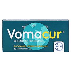 Vomacur 50mg 20 Stück N1 - Vorderseite