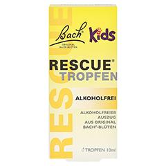 Bach Original Rescue Kids Tropfen 10 Milliliter - Vorderseite