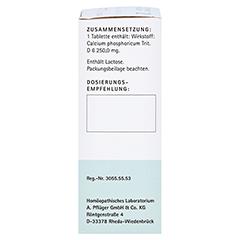 BIOCHEMIE Pflüger 2 Calcium phosphoricum D 6 Tabl. 100 Stück N1 - Linke Seite