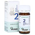 BIOCHEMIE Pflüger 2 Calcium phosphoricum D 6 Tabl. 100 Stück N1
