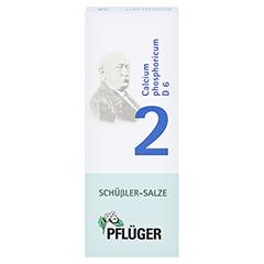 BIOCHEMIE Pflüger 2 Calcium phosphoricum D 6 Tabl. 100 Stück N1 - Vorderseite