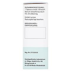 BIOCHEMIE Pflüger 25 Aurum chlorat.natron.D 6 Tab. 100 Stück N1 - Linke Seite