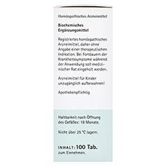 BIOCHEMIE Pflüger 25 Aurum chlorat.natron.D 6 Tab. 100 Stück N1 - Rechte Seite