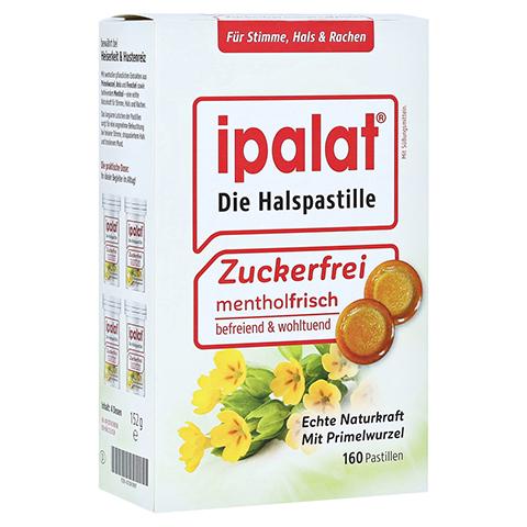 Ipalat Halspastillen Zuckerfrei 160 Stück
