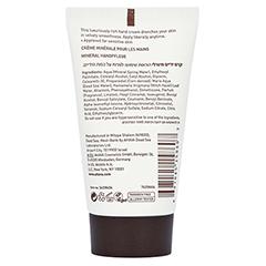 AHAVA Mineral Hand Cream Handcreme 40 Milliliter - Rückseite