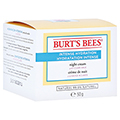 BURT'S BEES Intense Hydration Night Cream 50 Gramm