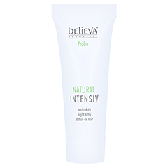 Believa Natural Intensiv Nachtaktiv Creme 10 Milliliter