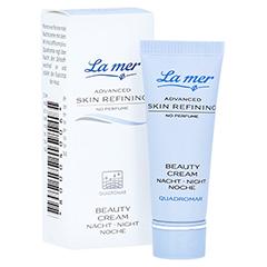LA MER ADVANCED Skin Refining Beauty Cream Nacht 4 Milliliter