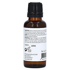 Oliveda I24 Mundziehöl Detoxifying 30 Milliliter - Linke Seite