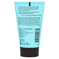 AHAVA Mineral Hand Cream Sea-kissed Handcreme 40 Milliliter - Rückseite
